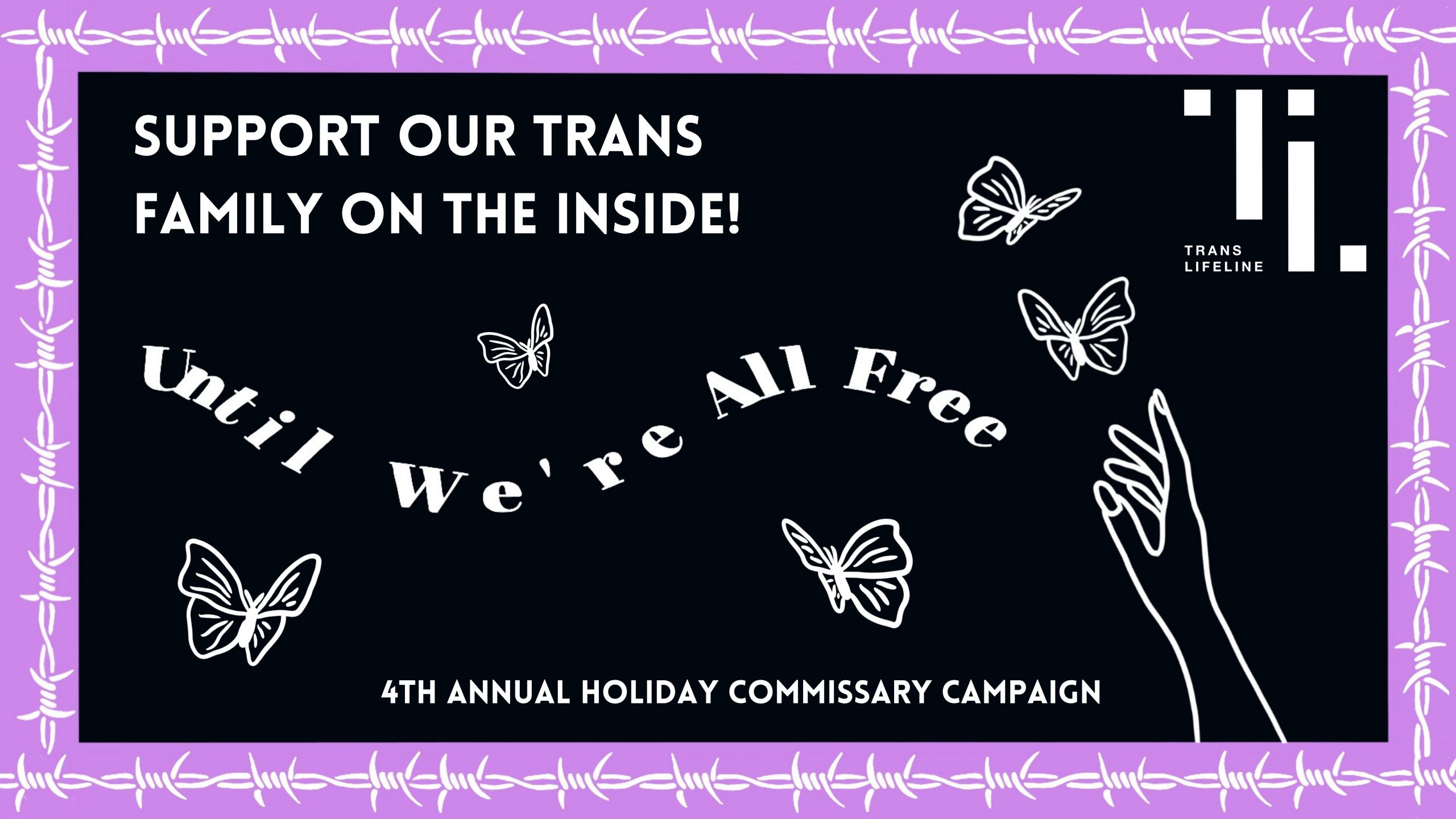 Holiday Commissary Campaign Banner